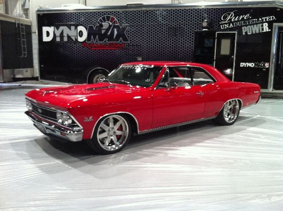1966 Chevelle, back in the day, these, with the 396, were the only car that could stay with me & my '66 289 HiPo Shelby GT coup in the short, light to light drags. Man, those were the days!