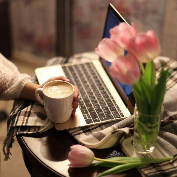 الكلمة الطيبة في زمن الجفاف أعذب من الماء البارد على الظمأ وقولوا للناس حسنا Coffee Flower Coffee Time Happy Birthday Chocolate Cake