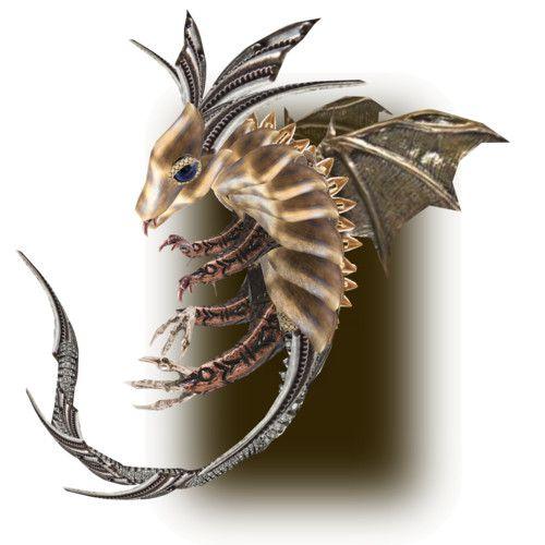 Dragon seahorse whateva