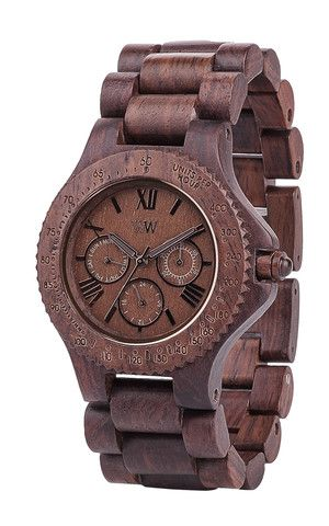 Sitah Chocolate | WeWOOD Wooden Watches $140