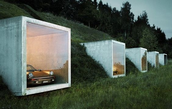 Most Beautiful Building Parking , Ever