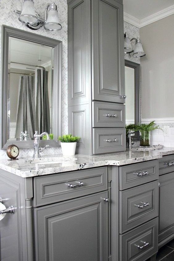 Top 10 Double Bathroom Vanity Design Ideas In 2019 Bathroom