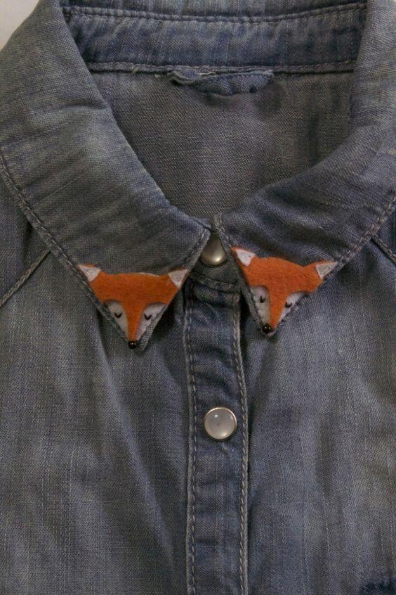 customiza tu camisa vaquera!  by Clara Montagut (just my friends)