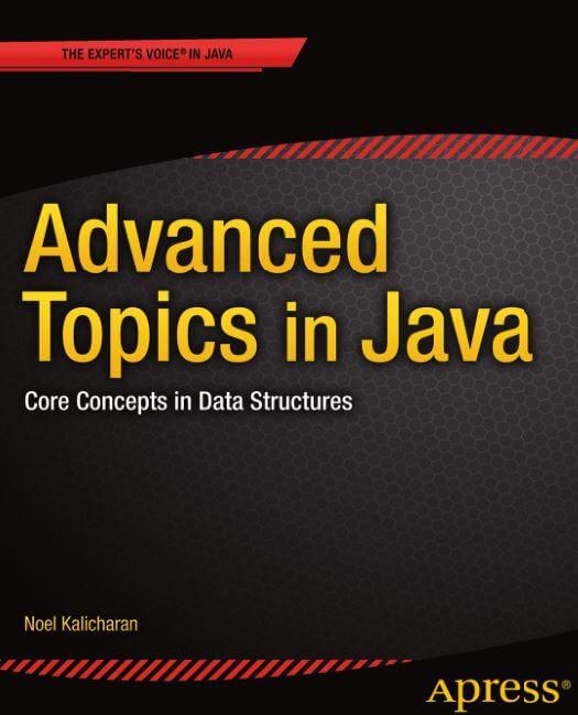 Books advanced pdf java