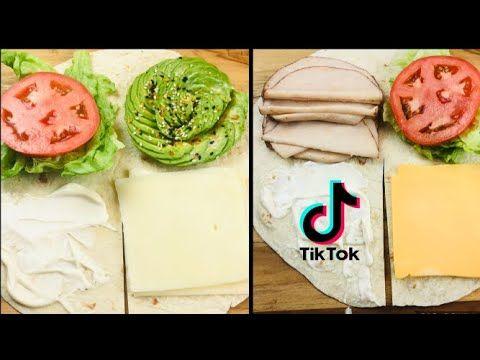 Tiktok Tortilla Wrap Hack Life Changing Tik Tok Tortilla Wrap Hack Breakfast Lunch Wrap Hack Youtube In 2021 Tortilla Wraps Lunch Wraps Breakfast Wraps