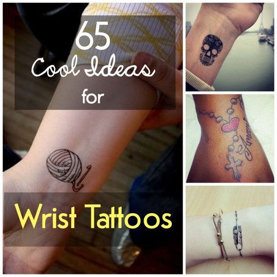 43 Wonderful Quote Wrist Tattoos: Pinterest • The World's Catalog Of Ideas