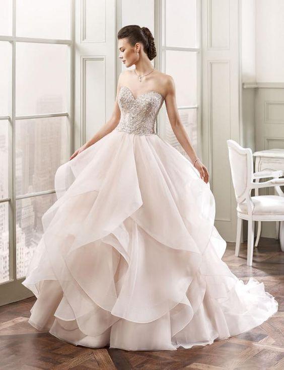 Eddy K Wedding Dresses 2016 Collection Part II - MODwedding