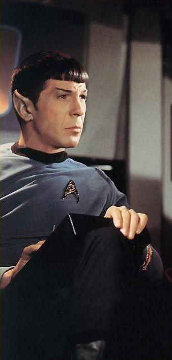 Leonard Nimoy Star Trek TOS                                                                                                                                                     More