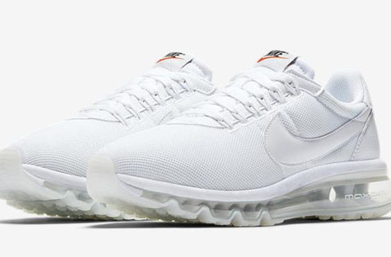 Release Date: Nike WMNS Air Max LD-Zero Triple White: