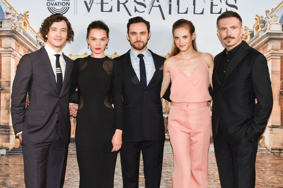 The Cast of Versailles Kicks Off Its U.S. Debut With Opulence Mystique and Passion at Bagatelle