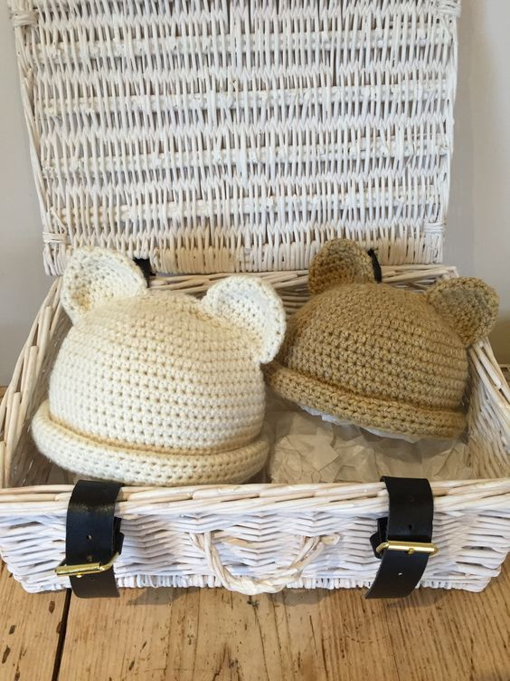It's chilly here in the UK this week, and your little ones need cosy hats to keep their ears warm! Grab your hooks and make them one of Kate Eastwood's go