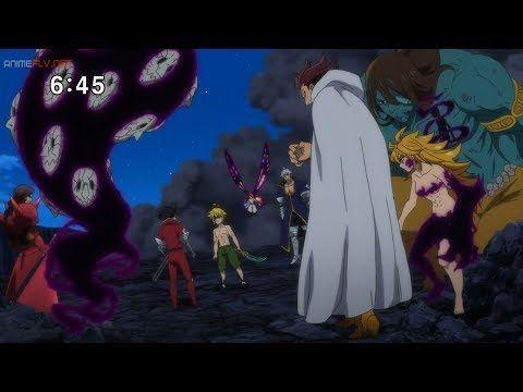 Pin De Andres Yanez En Los 7 Pecados Capitales Los 10 Mandamientos Imagenes De Meliodas Anime 7 Pecados Capitales