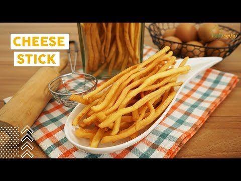 Resep Cheese Stick Yang Enak Dan Renyah Buat Jualan Bakal Laku Banget Youtube Cemilan Resep Penggiling Adonan