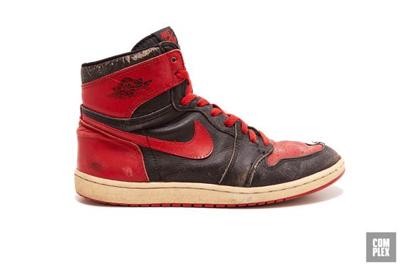 The Evolution of the Black and Red Air Jordan 1, the Sneaker That Started It All…
