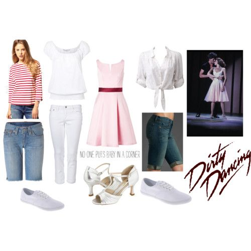 outfits dirty dancing pinterest babies costume
