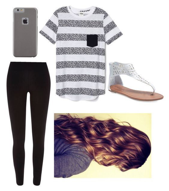 """""""Untitled #158"""" by pook2499 ❤ liked on Polyvore featuring Victoria's Secret PINK, River Island, Wet Seal and Case-Mate"""
