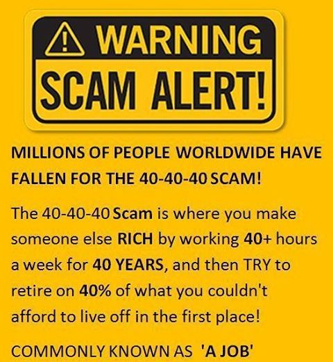 Couldn't help sharing this one.  Secure your future now and build additional income streams.  Ask me how i did it.  #networkmarketing #mlm #attractionmarketing #homebusiness #makemoneyonline #leadgeneration #mlm #younique #jeunesse #paycation #empowernetwork #iasotea #itworks #acn #4life #advocare #amway #foreverliving #isagenix #herbalife #arbonne #makemoney #successquotes #quotes