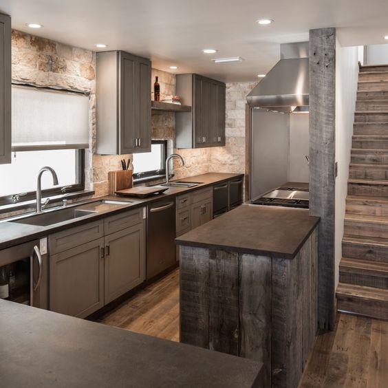 Unique Modern Kitchens