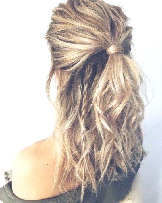 52 Einfachste Und Schonste Frisur Gestaltung Fur Mittellanges Haar Diy Frisure Hair Styles Hair Lengths Medium Length Hair Styles