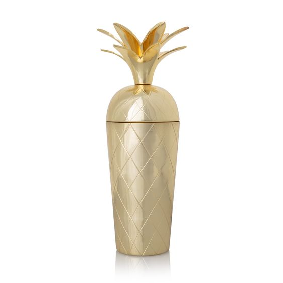Pineapple Cocktail Shaker - Oliver Bonas
