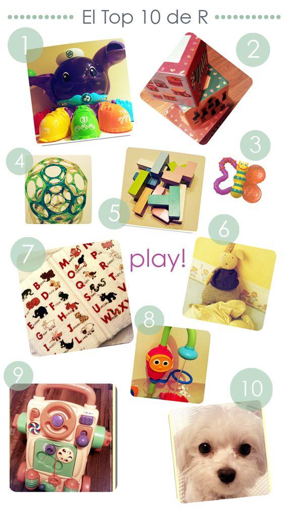Top 10: los juguetes favoritos de R