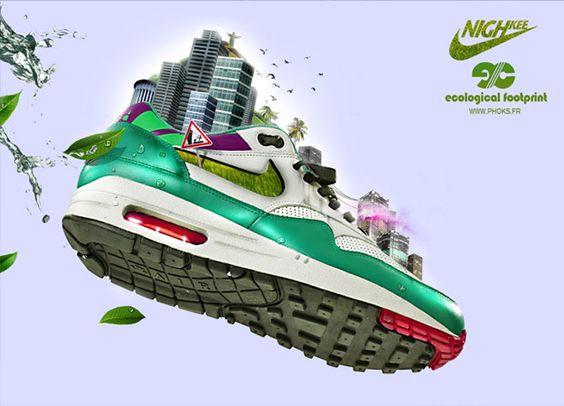 Nike ad by Phoks