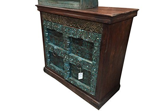 Vintage Sideboard Traditional Hand Carved Wooden Storage Cabinate Mogul Interior http://www.amazon.com/dp/B018ATCX9S/ref=cm_sw_r_pi_dp_iUPuwb074VX66