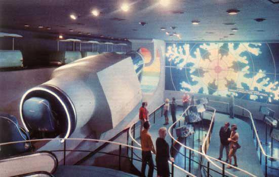 Adventure Thru Inner Space lobby