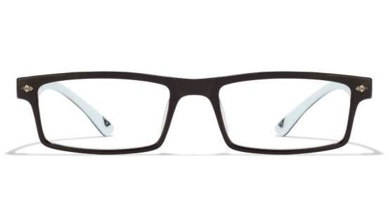Vincent Chase Teen Sports VC 2250 Black Grey C5 Teen Eyeglasses
