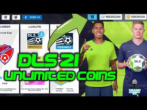 How Do I Download And Upgrade Dls 21 Hack Dls 21 Hack Get Dls 21 Mod Hack Unlimited Money Coins Dream League Socce In 2021 How To Hack Games Download Hacks Gaming Tips