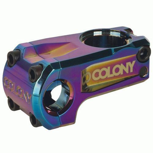 Colony Official BMX Stem - Rainbow