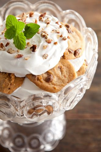 Milk and Cookies Trifle
