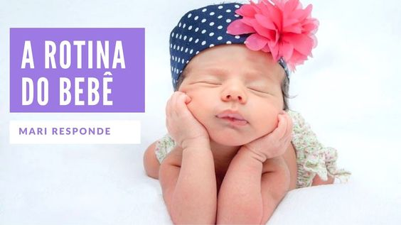 Rotina do Bebê | Per