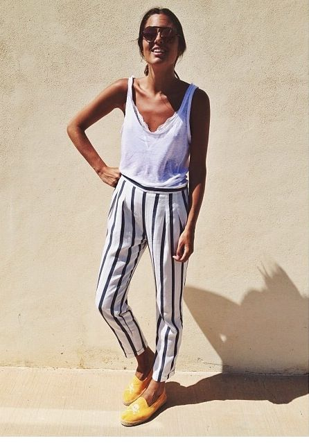 love this causal summer outfit // spice up your summer wardrobe on effinshop.com