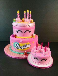 Bolo Shopkins Cake.18