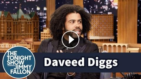 Daveed Diggs' Mom Was a '70s DJ: Daveed Diggs talks about his supportive mom, DJ Barbara, and her vinyl-spinning past and the musical…