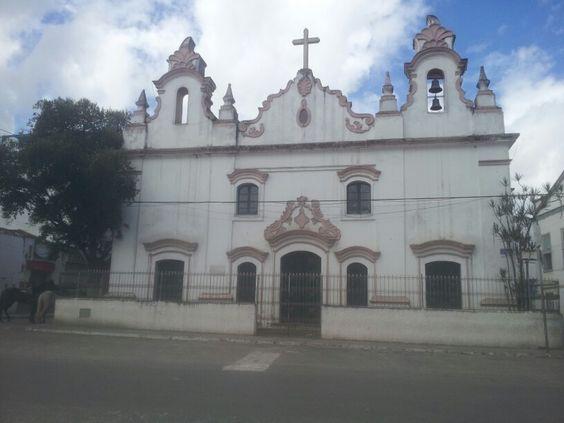 Igreja em Serrinha/BA