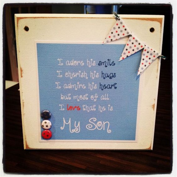 For the little man in your life