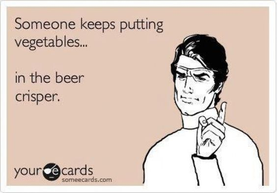 Sounds like something my hubby would say to me ;) lol