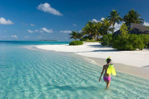 Maldives, still as virgin as it has been...