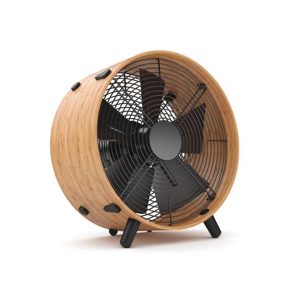 Stadler Form Otto Fan Bamboo Stadler Form Floor Fan Industrial Fan