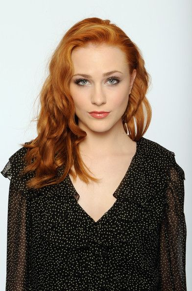 Evan Rachel Wood cheveux