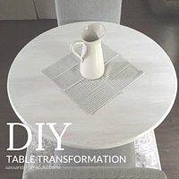 DIY Table Transformation