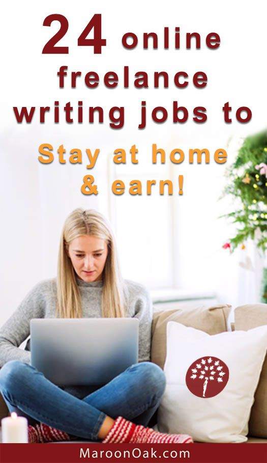 24 Types Of Online Freelance Writing Jobs Stay At Home And Earn Writing Jobs Freelance Writing Jobs Freelance Writing