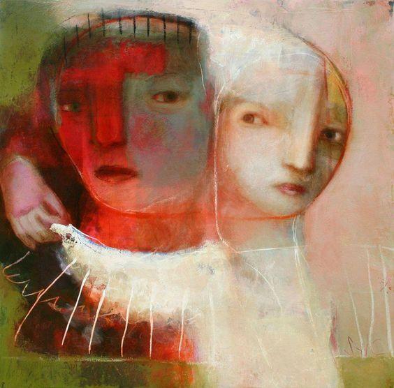 SylC - Contemporary Artist - La faiblesse des anges