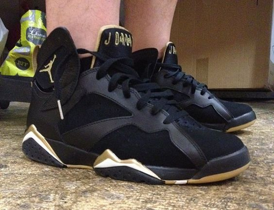 vans authentic vert - Air Jordan 6? naw these are 7s yo Olympic Gold Medal | CLOTHES ...