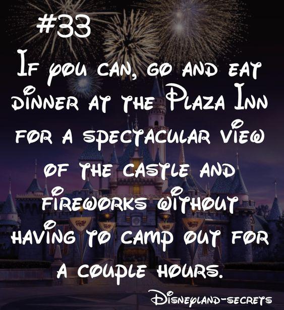 Ashley and I do this sometimes. And the pot roast meal is sooo good! Disneyland Secret #33 #disney #disneyland