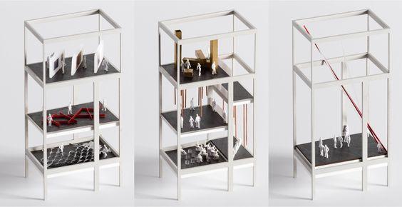 OMA renovará un edificio industrial en París para Galeries Lafayette