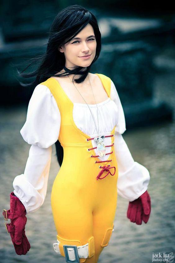 Princess Garnet (Final Fantasy IX) cosplay