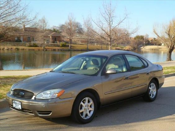 2007 Ford Taurus Sel Farmers Branch Tx With Images Taurus